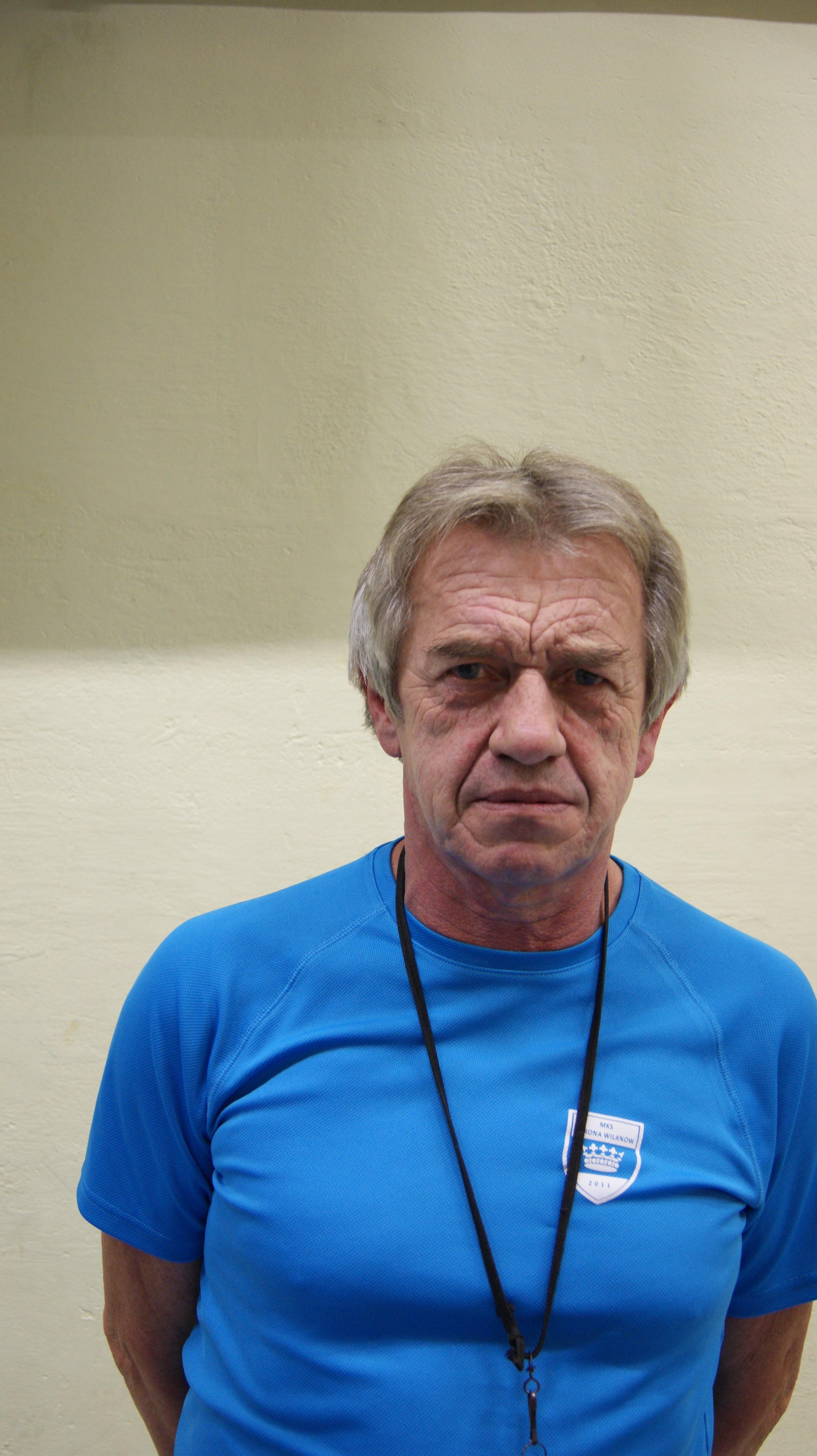Dariusz Stępniak - Kierownik Sekcji siatkowki